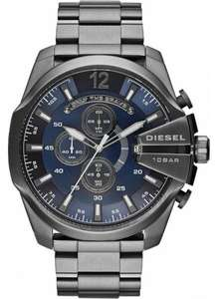 [allyouneed.com] Diesel Mega Chief DZ4329 Herren Edelstahl-Chronograph für 130,32€ incl.Versand!