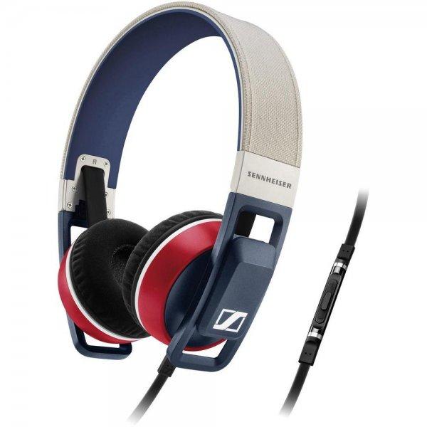 Sennheiser Urbanite (Nation/Denim/Schwarz/Sand/Plum) On-Ear Kopfhörer, Apple-Version, verschiedene Farben für 85€ statt 104€@CONRAD