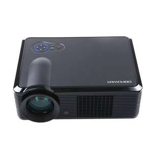 Amazon.co.uk: DBPOWER HD LED Digital Projector 2000 Lumens 20,000 Hours Bulb Life Support 1080P 1920*1280 720P Native Resolution 800*600 with 2 HDMI Interface+USB+VGA+AV