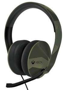 Xbox One Special Edition Armed Forces Stereo-Headset für 40€ @microsoftstore