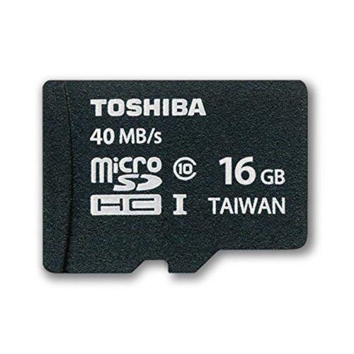[Mediamarkt] Toshiba microSDHC 16GB Class 10 / UHS I für 6€ versandkostenfrei