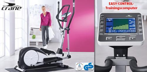 Neues Modell: CRANE® Crosstrainer ab Montag bei aldi süd