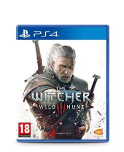 Witcher 3 PS4/XBOX One @amazon.co.uk