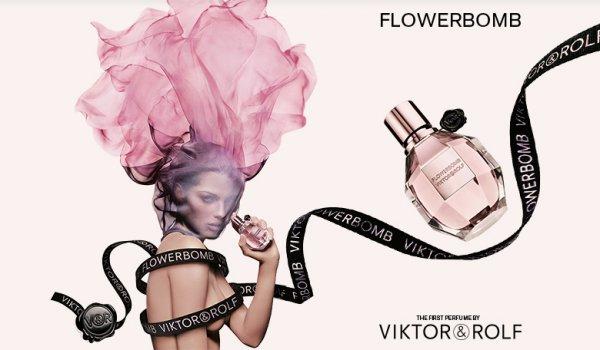 Wieder verfügbar: Gratis Duftprobe Viktor & Rolf Flowerbomb