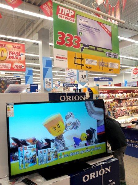 [real][offline] Orion CLB50B1200 für 333€ - 50'' FullHD LED-Fernseher mit 3x HDMI, DVB-T/-C und CI+ Schnittstelle