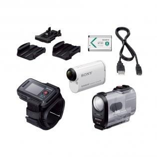[redcoon.de Supersale] Sony HDR-AS200VR Full-HD-Action-Cam mit Remote-Kit und Unterwassergehäuse zum Bestpreis