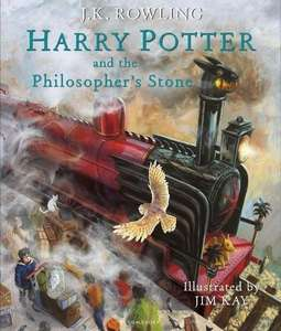 [Thalia.de] Harry Potter and the Philosopher's Stone - Illustrated Edition
