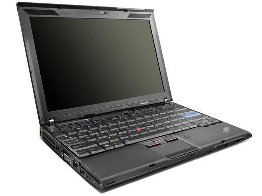 "[ibood online] Lenovo ThinkPad X201 12,1"" Notebook mit Core i5 - refurbished Ware"