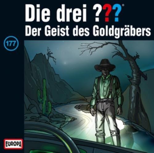[Thalia] Die drei ??? (177) Der Geist des Goldgräbers für 4,64€