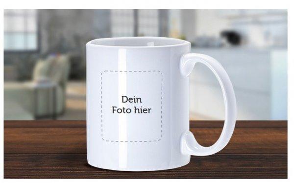 Fototasse mit eigenem Bild für 2,99€ inkl. Versand@groupon/tasse.de