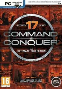 (Coolshop) Command & Conquer – The Ultimate Collection (Origin) für 4,99 EUR