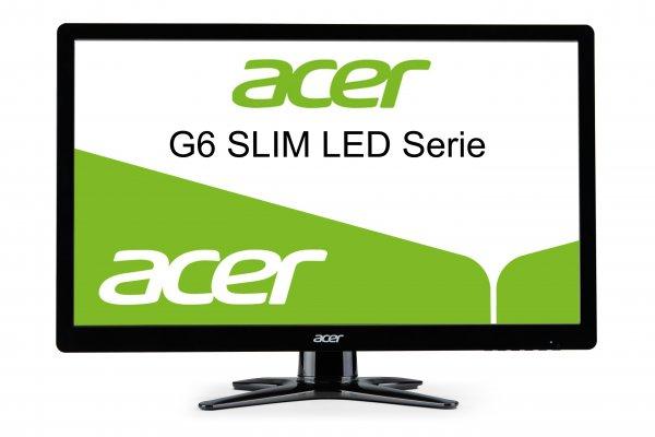 [Ebay-Alternate] Acer G276HLAbid - LED-Monitor - 68.6 cm ( 27 Zoll ) - 1920 x 1080 FullHD - TN - 250 cd/m2 - 2 ms - HDMI, DVI, VGA für 175,-€ Versandkostenfrei