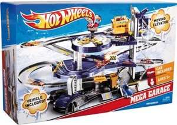 [Galeria-Kaufhof] Mattel Hot Wheels Mega Garage / Parkgarage