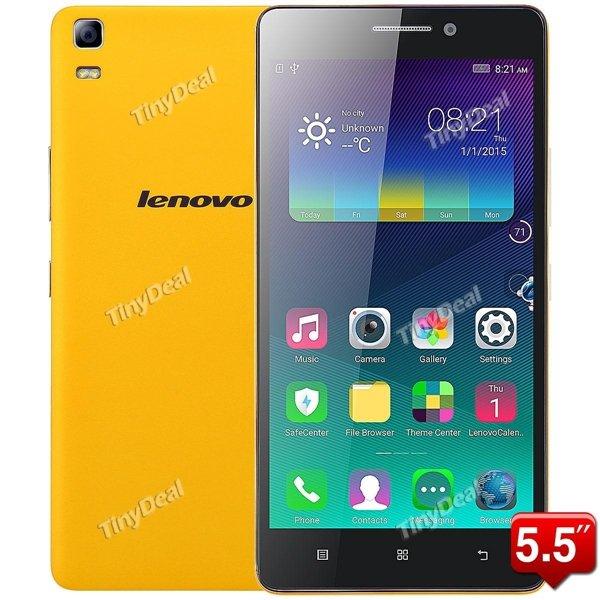 "(tinydeal) LENOVO K3 NOTE 5.5"" Full-HD 64bit 8x1.7GHz Android 5 4G LTE Dual-Sim MicroSD 2GB RAM 16GB ROM Versand aus DE-LAGER"