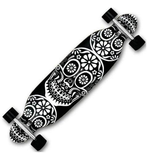 Günstiges und gutes Longboard in 7 Designs // Abec 7 // 9 Schichten für unter 70€ inkl. Versand