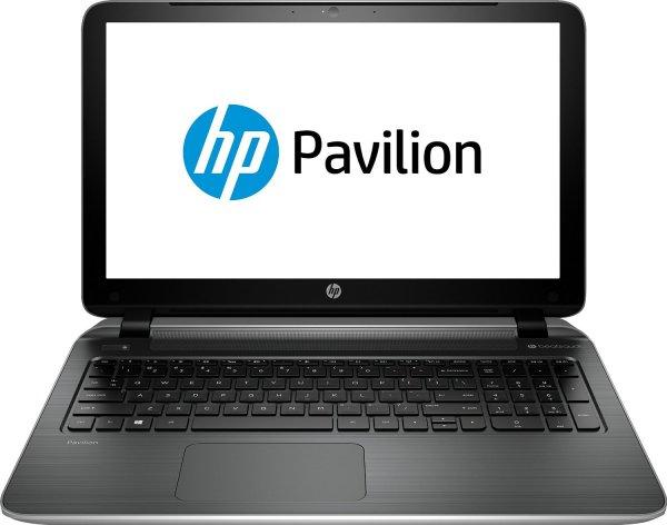 HP Pavilion 15-ab217ng für 699€ @notebooksbilliger.de - FHD Notebook mit Core i5-6200U, 8GB, 256GB SSD, GeForce 940M 2GB und Win10