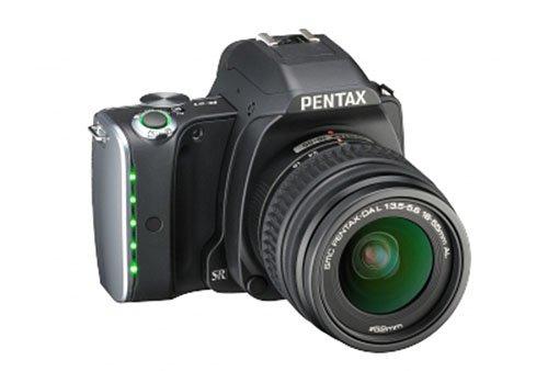 Pentax K-S1 SLR-Digitalkamera mit Kit 18-55mm , schwarz u. weiß für 299 € (Bestpreis) > [fotobantle.de] > Vsk frei