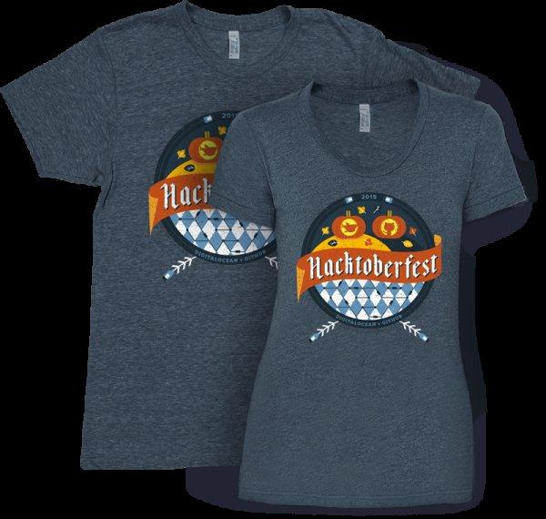 Gratis T-Shirt für vier Pull Requests