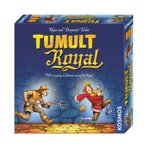 [Amazon Prime] KOSMOS 692483 - Tumult Royal, Brettspiel für 19,99€
