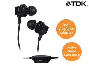 [iBOOD] TDK NC360 Noise Cancelling In-Ears