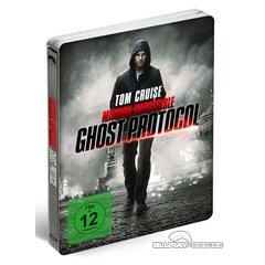 Mission: Impossible - Phantom Protokoll Steelbook (Blu-ray + DVD + Digital Copy) @Mediamarkt