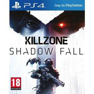 Killzone: Shadow Fall (PS4-UK; neu) für 14,57€ inkl. VK