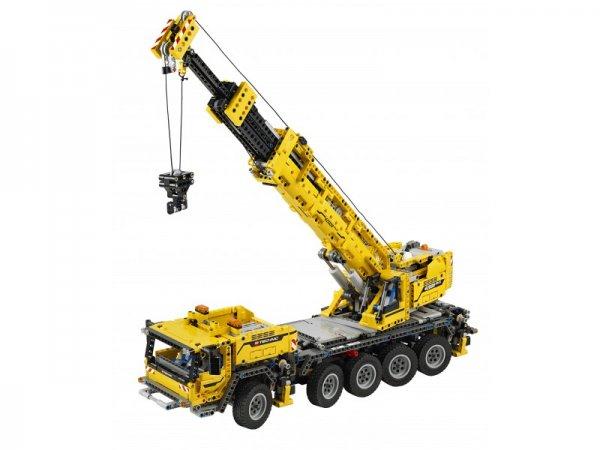 SpieleMax.de, LEGO Technic 42009 Mobiler Schwerlastkran für 143,99€ + 20€ Gutschein