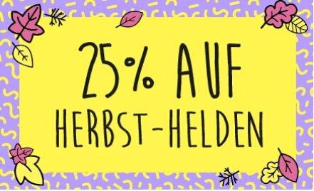 Asos 25% auf Herbst-Helden für Herren und Damen