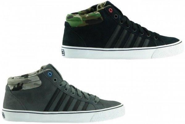 K Swiss Adcourt LA Sneaker Echtleder grau/schwarz verschiedene Größen für 29,99€ @ebay.de