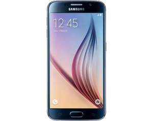 [CarbonPhone Shop] Samsung Galaxy S6 Smartphone (5,1 Zoll (12,9 cm) Touch-Display, 32 GB Speicher, Android 5.1.1) schwarz/weiss/gold