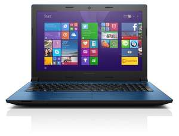 "[Comtech] Lenovo IdeaPad 305-15IBY Notebook blau Pentium N3540 (15,6"") glänzendes 1366 x 768 HD TFT GeForce 820M mit 1 GB 4 GB RAM, 500 GB Festplatte + 50€ Abwrackprämie möglich"