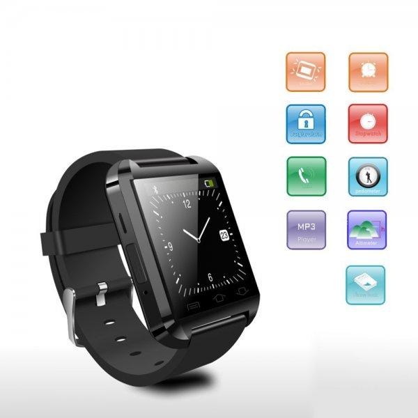 U8 Bluetooth 3.0 Smart Watch Touch-Screen-Armbanduhr Uhren für 18,99 statt 22,99 Euro@amazon