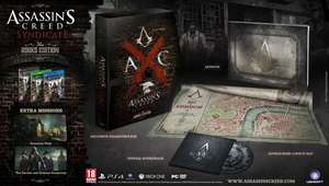 (XboxOne/Coolshop) Assassins Creed Syndicate The Rooks Edition für 64,95 €