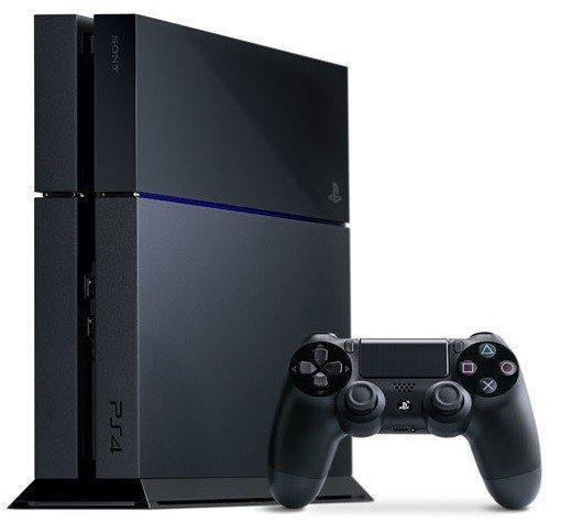319 Euro SONY Spielkonsole PlayStation4 500GB (schwarz) & Controller Expert Klein