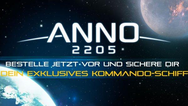 [UPlay Key] Anno 2205 GOLD für €36,45