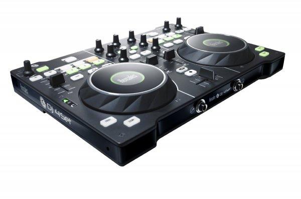 [Amazon.de] HERCULES DJ-Controller 4 Set