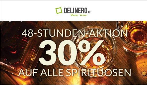 DELINERO 30% Gutschein - Schaut im Postfach nach