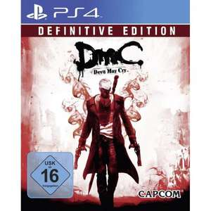[Conrad] Devil May Cry: Definitive Edition (PS4) für ~19,50€ [Disc-Version]