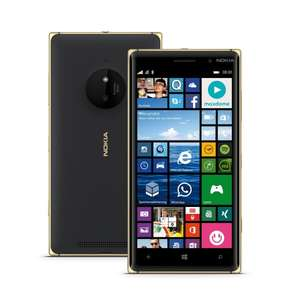 [interdiscount.ch]Nokia Lumia 830 schwarz gold  179,10 CHF(164,90€)