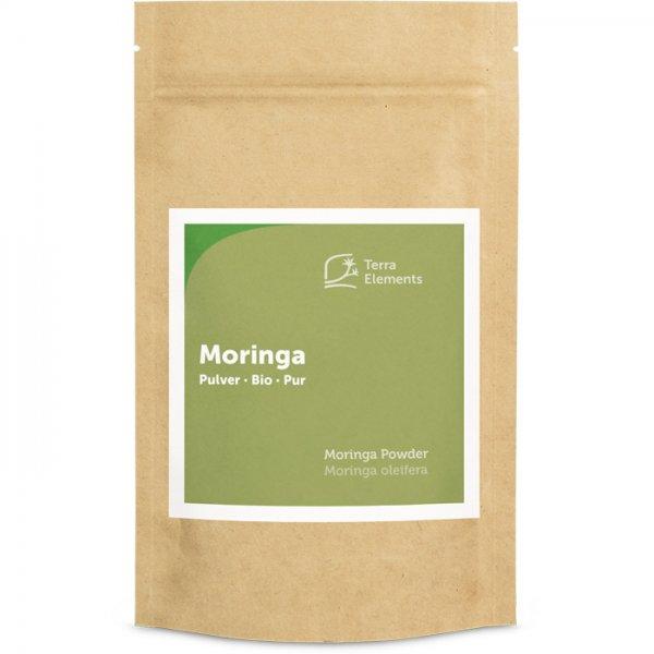 [ global ] Moringa Pulver Bio, 100g