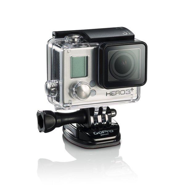 GoPro Actionkamera Hero 3+ Silver Cam HD WiFi - von Autorisiertem GoPro Händler, generalüberholt 215€ @ebay (gopro_certified_de)
