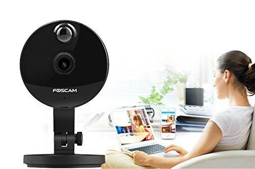 [Amazon]Foscam IP Überwachungskamera C1 für 59,90 €