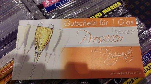 [Waterfront Bremen] Gratis Glas Wein oder Sekt