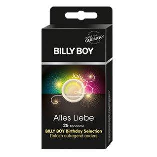 [ERLANGEN] Kaufland: Billy Boy Alles Liebe - Jubiläumsedition - 25 Kondome versch. Sorten / Geschmacksrichtungen für 5,99€