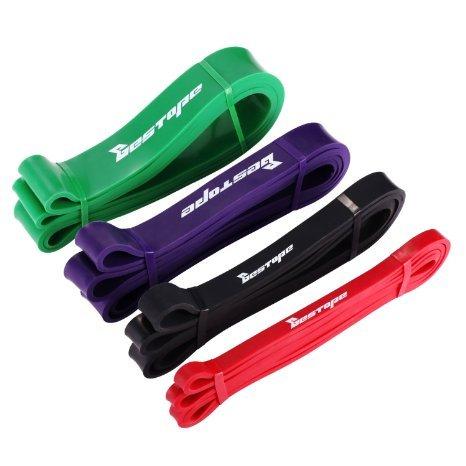 BESTOPE Fitnessbänder - Set mit Bändern in 4 Stärken für 45,99€ @Amazon.de