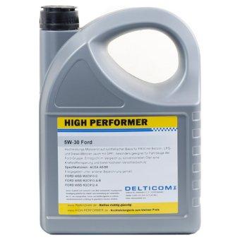 Motoröl High Performer 5W-30 Ford für 15,10€ pro 5 Liter (3,02€ / Liter) bei Autoteile-Meile.de