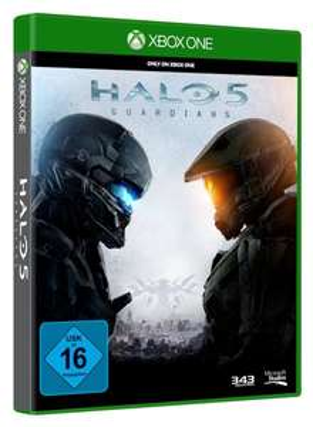 Halo 5: Guardians + WD My Passport X 2TB Festplatte für 130,98€ @mediamarkt.de