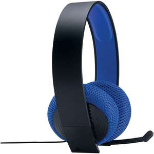SONY / PS4 - PS3 Wired Headset 7.1 Virtual Surround Sound (Stereo Sound am PC) / @Amazon (ohne Prime) EUR 29,27