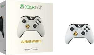 [Voelkner] Xbox One Wireless Controller Lunar White für 50,79 EUR