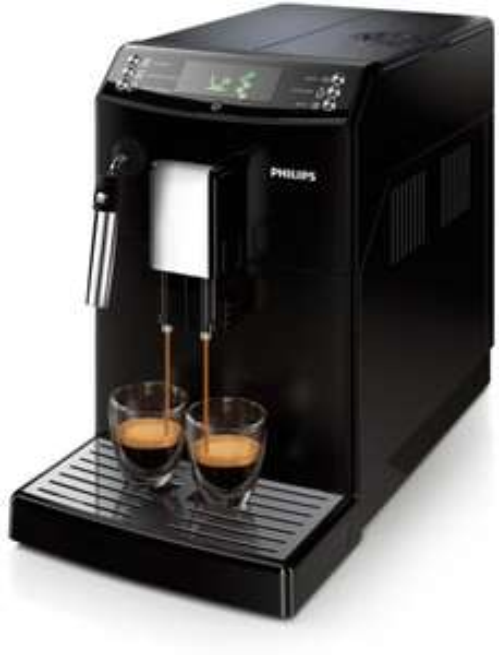 Philips HD8831/01 Kaffeevollautomat 3100 Serie + Dampfdüse